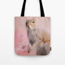 Time For Spring Planting Tote Bag