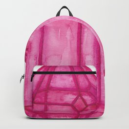 Pink Crystal Backpack