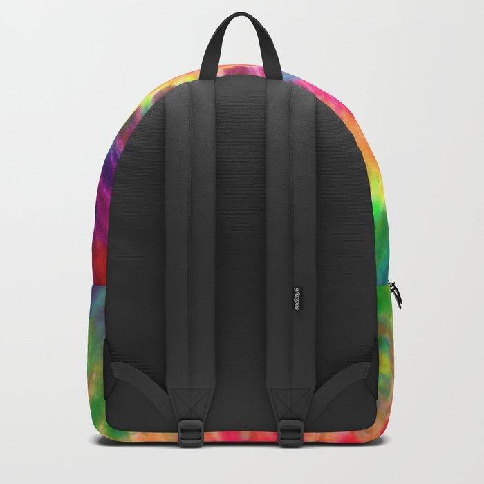 Tie-Dye Backpack