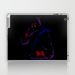 Street Fighter II Ryu - 16-Bits of Hadouken Laptop & iPad Skin