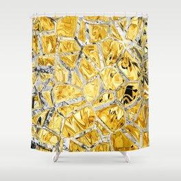 GOLDIE X Shower Curtain