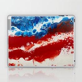 Patriotic Acrylic Laptop & iPad Skin