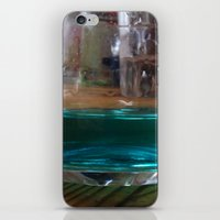 drink iPhone & iPod Skins featuring drink by Beatrice