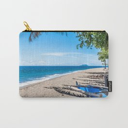 Dauin Beach View Carry-All Pouch