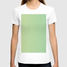 Light Green Gradient T-shirt