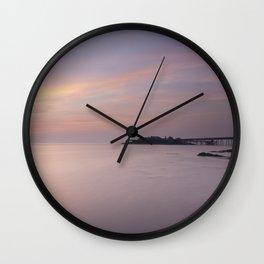 Birnbeck Pier Wall Clock