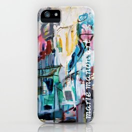 CityScape phone case cover iPhone Case