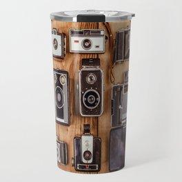 Photographer's History Travel Mug