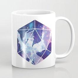 D20 Dragon Bright Soul Coffee Mug