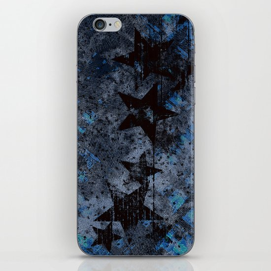 Starry Right iPhone & iPod Skin