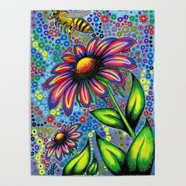 """In The Garden"" Poster"