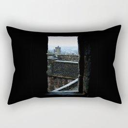 Castle Window Rectangular Pillow