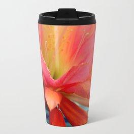 The Water Lily Cactus Travel Mug