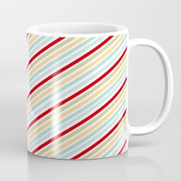 All Striped Coffee Mug