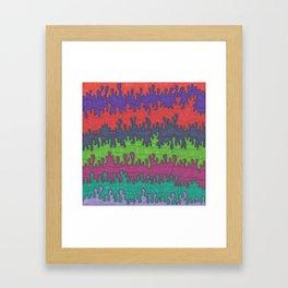 Instillation 1 Framed Art Print
