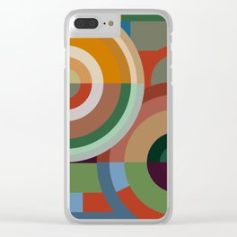 Colour Revolution EIGHT Clear iPhone Case