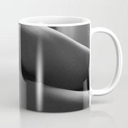 Beautiful Curves  of Woman in Lingerie Coffee Mug