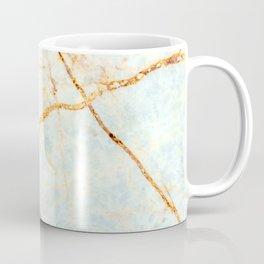 Golden Marble Coffee Mug