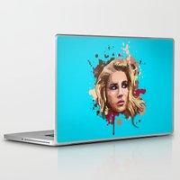 lana Laptop & iPad Skins featuring Lana by Devis Pederzini