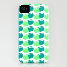 Pill Pattern iPhone (4, 4s) Slim Case
