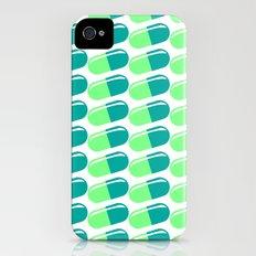 Pill Pattern Slim Case iPhone (4, 4s)