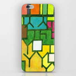 The Filling Line iPhone Skin