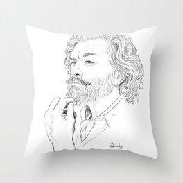Timothy Omundson Throw Pillow
