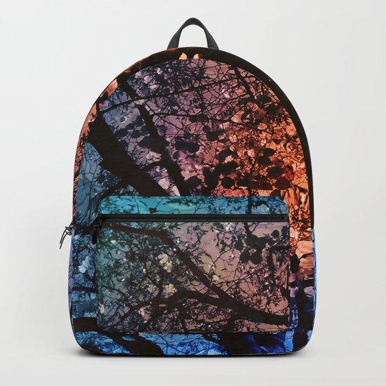 Autumn Sunset Backpack