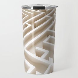 Labirinth Travel Mug