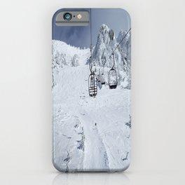Mammoth Mountain: Chair 14 iPhone Case