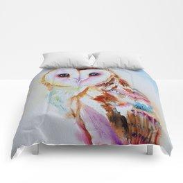 Barn Owl Comforters