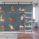 English Bulldog Yoga by huebucket