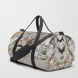 Wapiti Bugling (Bull Elk) Duffle Bag
