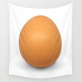 Chicken Egg , the brown eggs Artistic inspiration Wall Tapestry