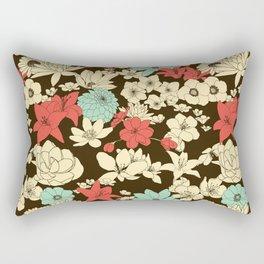 Flower Market Rectangular Pillow