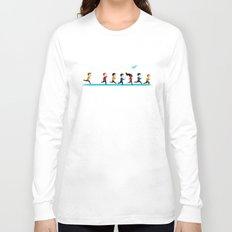 Star Trek Into Adorable Long Sleeve T-shirt