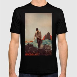 Leaving Their Cities Behind T-shirt