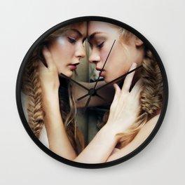 Roxy & Claire Wall Clock