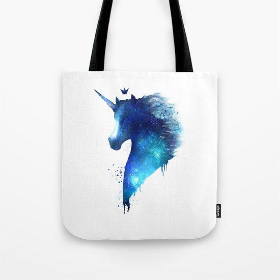 cosmic Unicorn Tote Bag