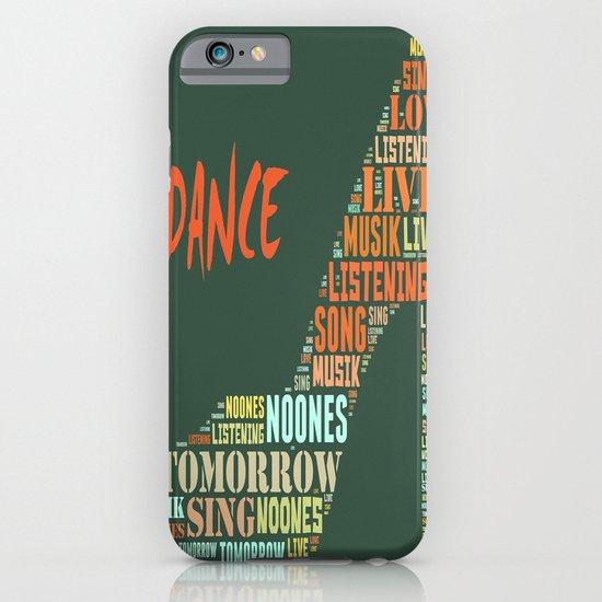 Dance iPhone & iPod Case