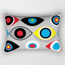 Eye on the Target Rectangular Pillow
