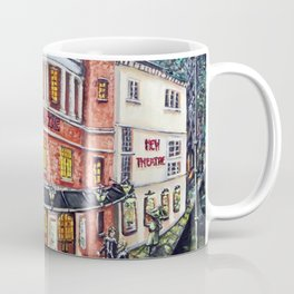The New Theatre, Cardiff Coffee Mug