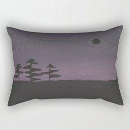 Muskoka nights Rectangular Pillow