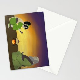 Cup of Tea with Iroh Stationery Cards