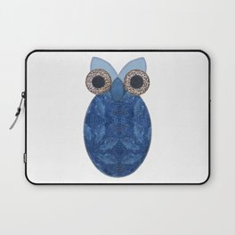 The Denim Owl Laptop Sleeve
