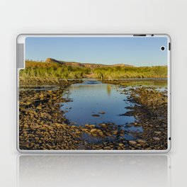 Pentecost River Crossing Laptop & iPad Skin