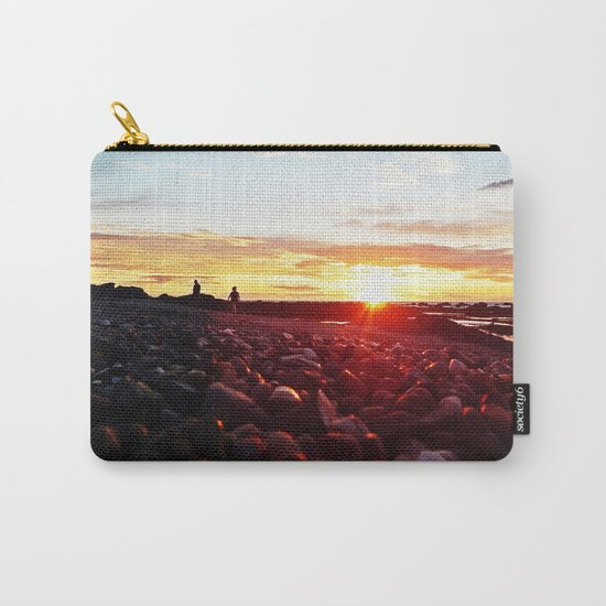 Pebble Beach Saturated Carry-All Pouch