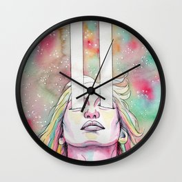 high beams Wall Clock