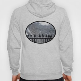 Birds of a feather flock together Hoody