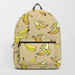Banana Pattern 2 Backpack
